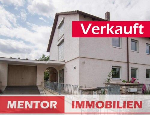 Immobilien Niederwerrn – Doppelhaushälfte – VERKAUFT