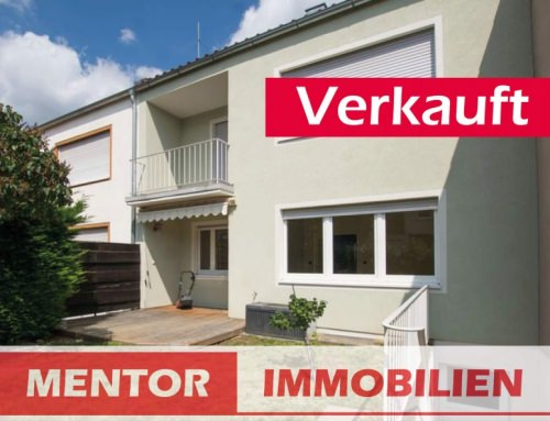 Immobilien Schweinfurt – Reihenmittelhaus – VERKAUFT