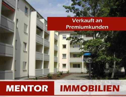 Immobilien Schweinfurt – 2-Zimmerwohnung – VERKAUFT