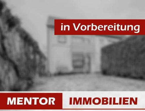 Vorankündigung – Reihenhaus Gartenstadt