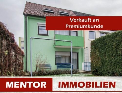 Immobilien Schweinfurt – Reiheneckhaus – VERKAUFT