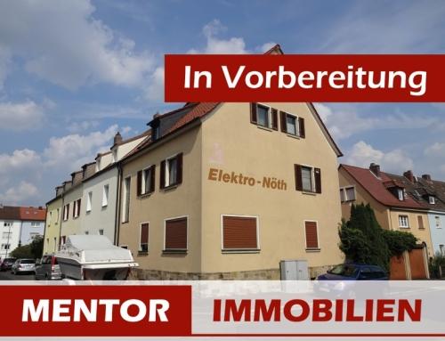 Vorankündigung – Mehrfamilienhaus in Schweinfurt/Musikerviertel