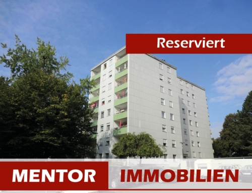 Reserviert – Eigentumswohnung am Bergl