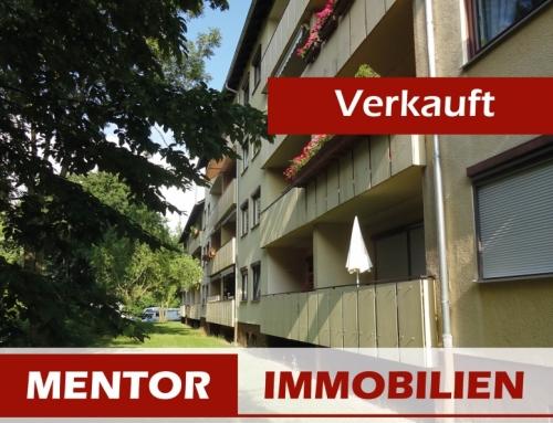 Immobilien Niederwerrn – 3-Zimmer-Eigentumswohnung – VERKAUFT