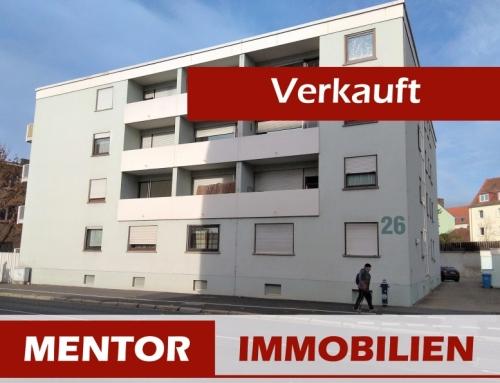 Schweinfurt – Eigentumswohnung – VERKAUFT