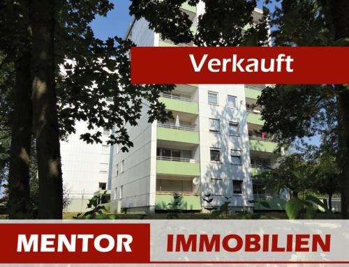 Schweinfurt/Bergl – Eigentumswohnung – VERKAUFT