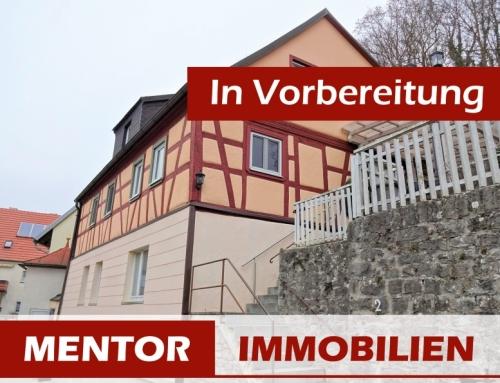 Vorankündigung – Fachwerkhaus in Mainberg