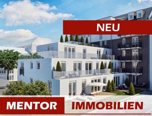 Neubau Eigentumswohnung Luitpoldterrrassen – zur Miete