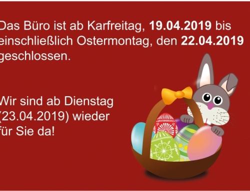 Schweinfurt – Öffnungszeiten über Ostern