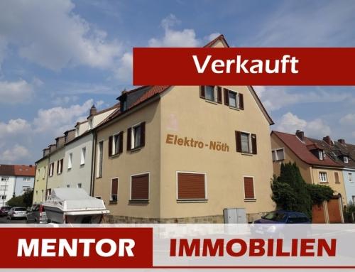 Schweinfurt – 3-Familien-Haus – VERKAUFT