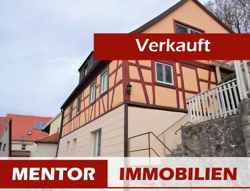 Mainberg – Einfamilienhaus mit ELW – VERKAUFT