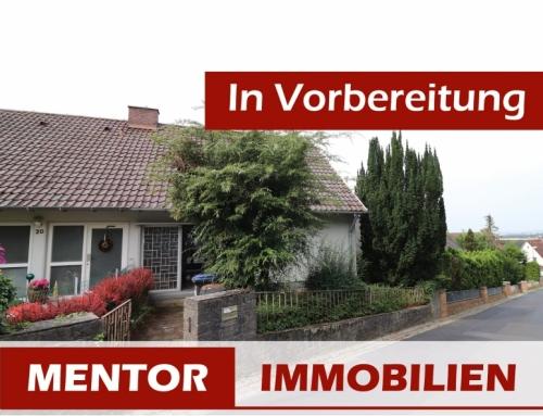 Vorankündigung – Doppelhaushälfte in Schonungen