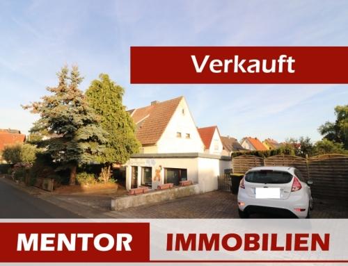 Schweinfurt – Doppelhaushälfte in Eßleben – VERKAUFT
