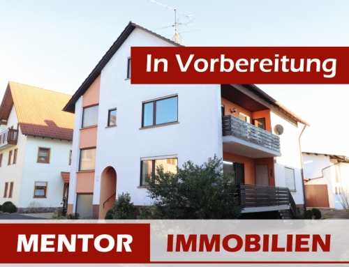 Vorankündigung – Mehrfamilienhaus in Zeuzleben