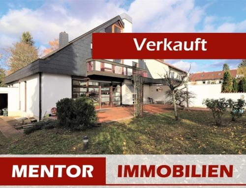 Schweinfurt-Hochfeld, Villa – VERKAUFT