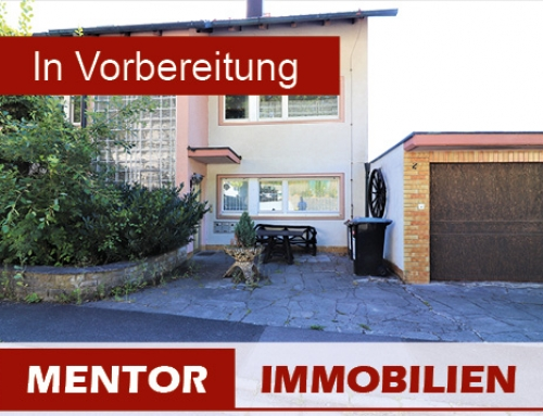 Vorankündigung –  4-Familien-Haus in Dittelbrunn