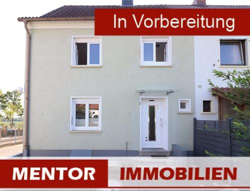 Vorankündigung – Doppelhaushälfte in Oberndorf