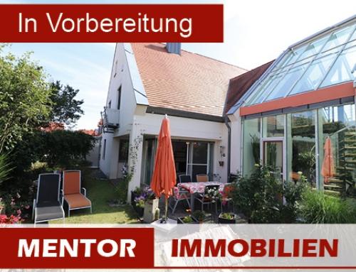 Vorankündigung – neuwertiges und großzügiges Haus mit vielen Extras in Bergrheinfeld