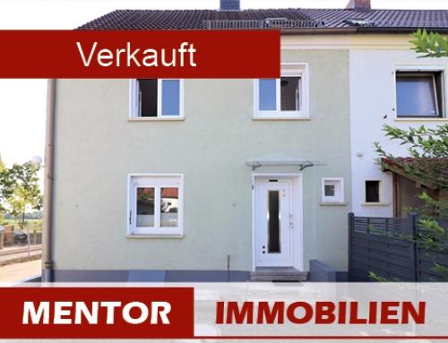 Schweinfurt-Oberndorf, Doppelhaushälfte – VERKAUFT