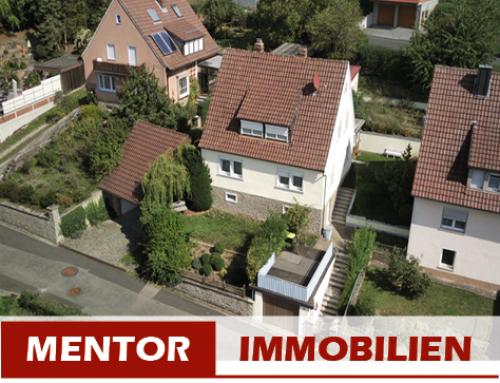 Vorankündigung – Einfamilienhaus in Werneck/Stettbach
