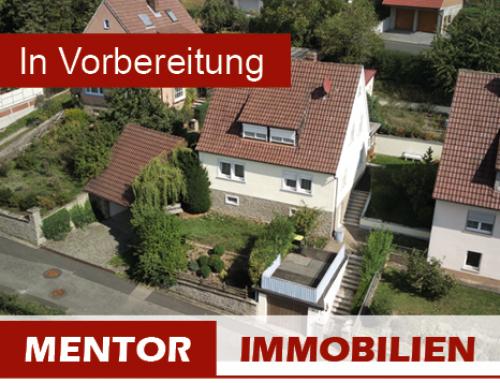 Vorankündigung – Einfamilienhaus in Stettbach / Werneck