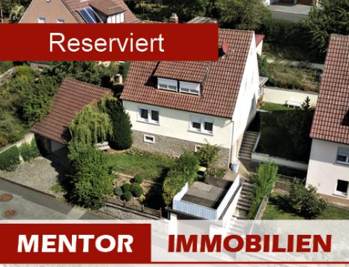 Reserviert – Geräumiges Siedlungshaus in ruhiger Lage