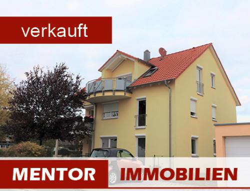 Eigentumswohnung in Niederwerrn – VERKAUFT