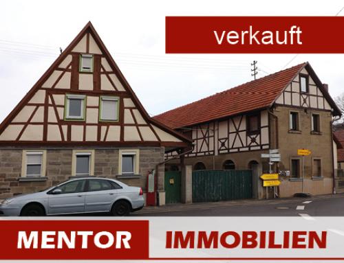 """Hofanwesen, ehemaliger Bauernhof """"Krautschneiderhaus"""" – VERKAUFT"""