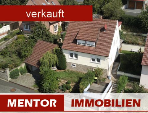 Geräumiges Siedlungshaus in ruhiger Lage – VERKAUFT
