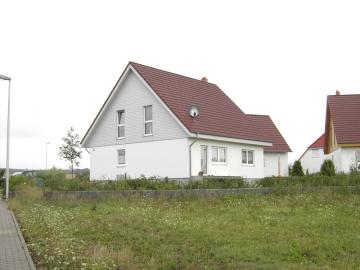 Neuwertiges Niedrigenergiehaus, 97453 Schonungen / Abersfeld, Einfamilienhaus