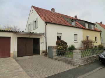 Doppelhaushälfte in ruhiger Lage, 97422 Schweinfurt, Doppelhaushälfte