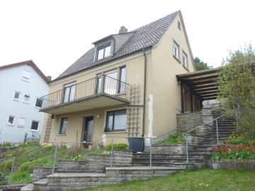 Idyllisches Einfamilienhaus, 97453 Schonungen, Einfamilienhaus