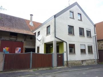 Ehemaliger Bauernhof, 97534 Hergolshausen, Bauernhaus