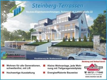 , 97422 Schweinfurt, Etagenwohnung