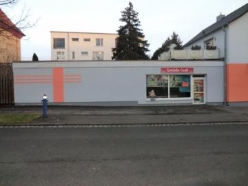 Verkaufsläche in gut besuchter Lage günstig zu vermieten!, 97424 Schweinfurt, Verkaufsfläche