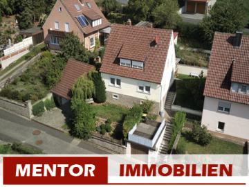 Geräumiges Siedlungshaus in ruhiger Lage, 97440 Werneck / Stettbach, Einfamilienhaus