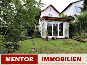 Kleines Haus mit großem Garten, Stadtgrenze Schweinfurt, 97456 Dittelbrunn, Einfamilienhaus