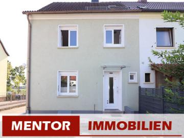 Sanierte Doppelhaushälfte in ruhiger Lage von SW-Oberndorf, 97424 Schweinfurt, Doppelhaushälfte