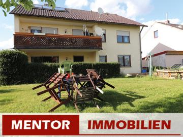 2-3 Wohnungen, ruhig gelegen und viel Platz, 97532 Üchtelhausen / Ebertshausen, Zweifamilienhaus