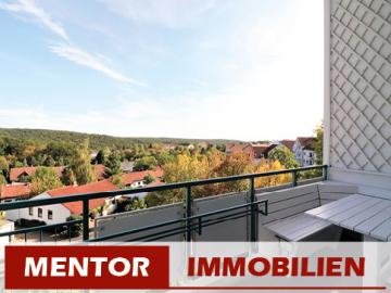 Traumhafte Fernsicht, Maisonette-Wohnung, 97422 Schweinfurt, Maisonettewohnung