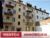 Modernisierte Stadtwohnung in der Niederwerrner Straße - Hausansicht Innenhof