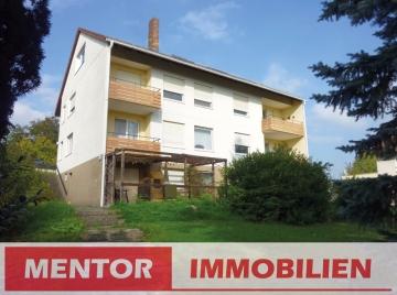 Maisonette Wohnung – 4 Zi. + 2 ausgeb. Dachzimmer – Familie mit Kindern willkommen!, 97422 Schweinfurt, Maisonettewohnung