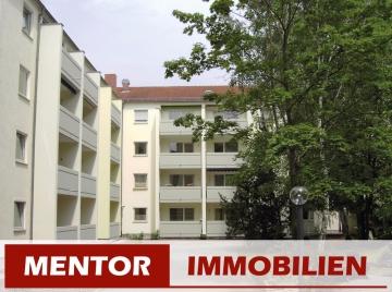 Moderne City-Wohnung mit Lift u. Balkon., 97421 Schweinfurt, Etagenwohnung