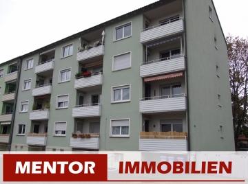 Wohnung mit Balkon und modernisiertem Bad in attraktiver Lage, 97424 Schweinfurt Gartenstadt, Etagenwohnung