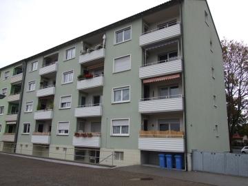 Wohnung mit Balkon und Einbauküche in attraktiver Lage, 97424 Schweinfurt Gartenstadt, Etagenwohnung