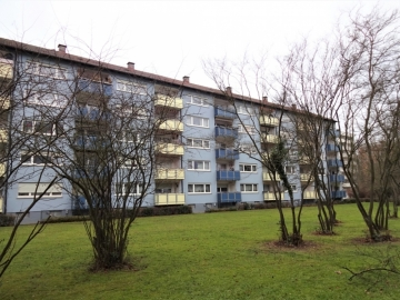 Gepflegte Wohnung – gut vermietet, 97424 Schweinfurt, Etagenwohnung