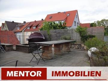 Dachterrassen-Maisonette-Wohnung, Altstadt- u. Geomaris-Nähe, 97447 Gerolzhofen, Maisonettewohnung