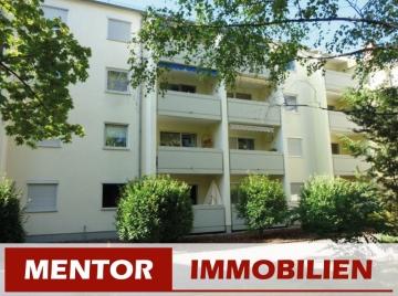 Moderne Stadtwohnung mit neuem Badezimmer, Einbauküche und Balkon!, 97421 Schweinfurt, Etagenwohnung