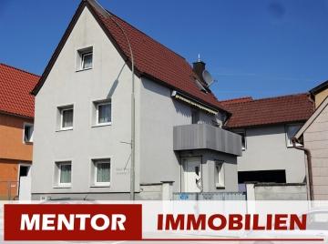 Renoviertes Wohnhaus in zentraler Lage, 97525 Schwebheim, Einfamilienhaus