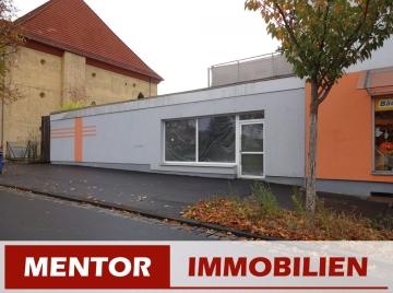 Verkaufsläche oder Büro mit Lager in SW-Gartenstadt, 97424 Schweinfurt, Verkaufsfläche